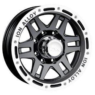 Ion Alloy 133 Black Beadlock Wheel (15x8/5x114.3mm)