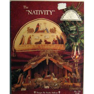 The Nativity (Counted Cross Stitch, 133): Books