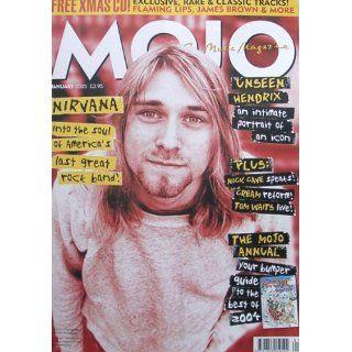 Mojo The Music Magazine 134, January 2005 (Kurt Cobain cover) Kurt