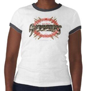 Diseño antisocial del hilo de araña tshirt de
