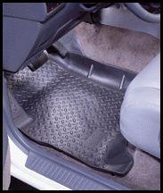 30711 Husky Liners Front Floor Mats Dodge RAM 1994 2002 Black