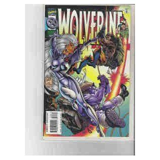 WOLVERINE BY MARVEL COMICS, COMIC BOOK, DIRECT EDITION