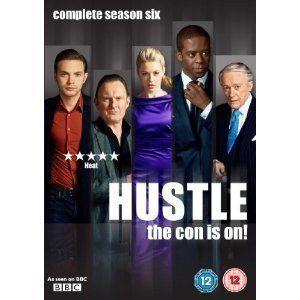 Hustle The Complete Season 6 BBC Region 2 Series