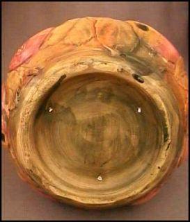 American Art Pottery Large Weller Baldin Vase Great Example
