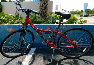 Genesis Hybrid Bike RCX Shimano Equipped