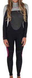2mm Womens Billabong Synergy Full Wetsuit