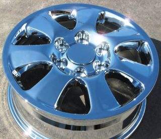 New 17 Factory Hyundai Entourage Sante FE Chrome Wheels Rims Set of 4