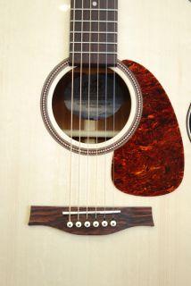 2012 Seagull Maritime SWS Mini Jumbo HG QIT Acoustic Electric Guitar