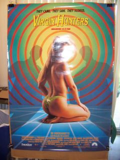 Movie Poster Morgan Fairchild Ian Abercrombie Michele Matheson