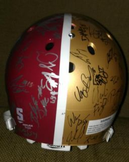 2012 Alabama Crimson Roll Tide & Notre Dame Fighting Irish team signed