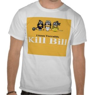 Linus kill Bill T shirt