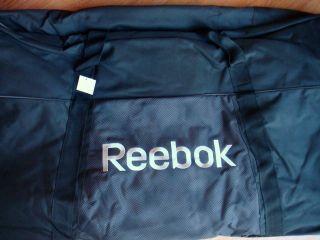 New Reebok 40 Ice Roller Hockey Goalie Equipment Bag Black Goal Carry