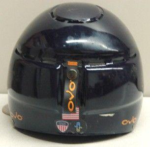 OVO Adult Snow Ski Snowboard Helmet Navy Medium