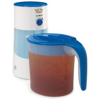 Mr Coffee TM70 3 Quart Iced Tea Maker Fast Easy