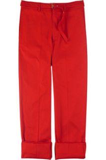 Paul Smith Blue Wide cotton pants