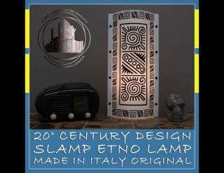 NICE DESK & TABLE LAMP ETNO MID CENTURY À 20° CENTURY MODERN LAMPE
