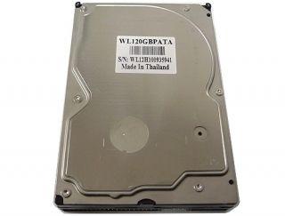 120GB 2MB Cache 7200RPM IDE ATA/100 IDE (PATA) 3.5 Desktop Hard Drive