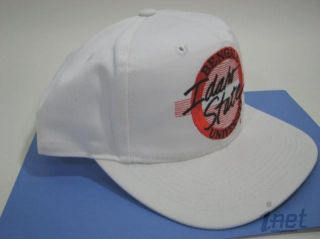 Vintage Idaho State Bengals White Circle Hat The Game