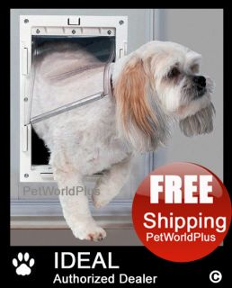 Ideal Original Series Dog Pet Door Flap Medium 7 x 11 1 4