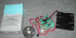 Digital Voice Recorder Simplex Repeater Ider Fox Hunt