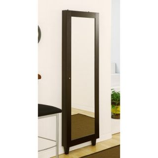 Hokku Designs Claire Wall Mount Mirrors with Jewelry Armoire IDI 11422