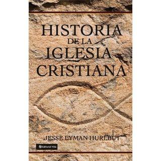 New Historia de La Iglesia Cristiana Jesse L Hurlbut 0829720030