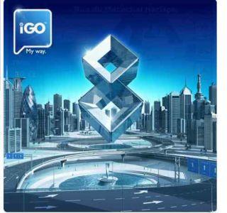 iGo Maps for North America on 4GB Micro SD