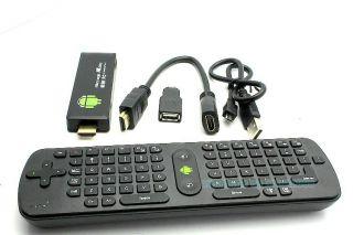 MK802 II Android 4.0 Mini PC Google TV Box Internet Wifi Player + Air