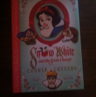 Williams Sonoma Snow White Cookie Cutters Spring Loaded