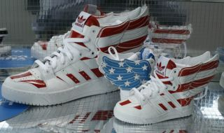 Adidas Jeremy Scott Wings 2 0 Air Force Flag Infant Children Kids