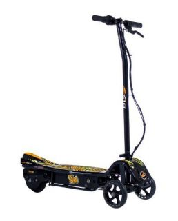 New Kids Boy Girl Currie E Zip Nano Power Electric Fast Scooter Black