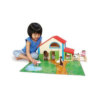 Imaginarium Wooden Farm Set ZMC