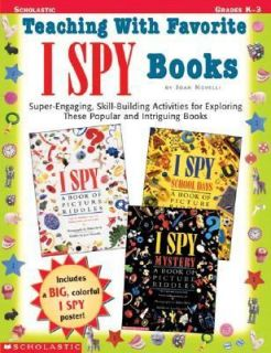 Teacher Resource Grade Kindergarten 3rd Math Phonics I Spy Books 1st