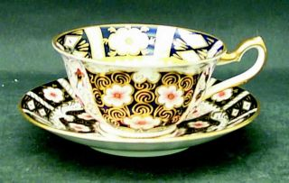 Royal Crown Derby Imari Cup Saucer 2 1 8 6595197