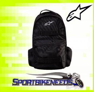 Alpinestars Impulse Pack Backpack Black Riding Pack