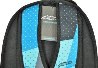 New Alpinestars Impulse Pack Backpack Book Bag Blue Grey Black Laptop
