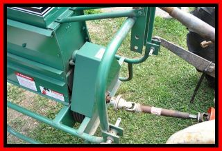 WW Grinder Chipper Shredder 3 Point Hitch Attach