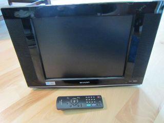 Sharp 15AV7U 15 inch Flat Screen LCD TV