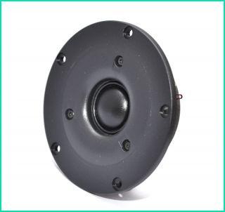 New Pair James Loudspeaker 1 inch Neodymium Soft Dome Tweeters