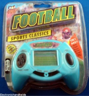 Electronic Handheld LCD Classic Sports Pocket Travel Child Game