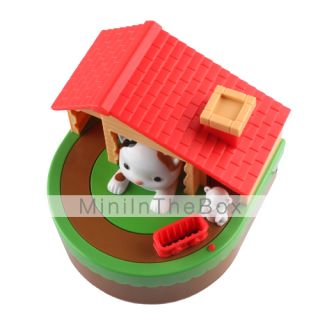 $ 23.99   Coin Bank   Cat and Mouse Moving Money Box Piggy Bank