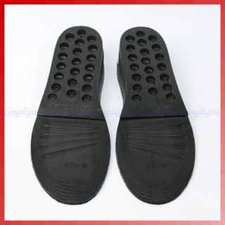 Air Cushion Increase Height Insole Taller Shoes Pad New