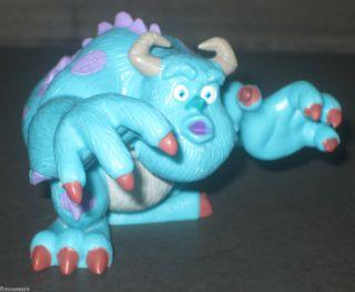 Disney Pixar Monsters Inc Sully James P Sullivan PVC Action Figure Toy