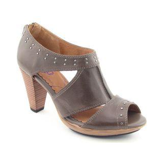 Indigo by Clarks Bardolino Womens Sz 8 Brown Grey Boots Fashion Ankle