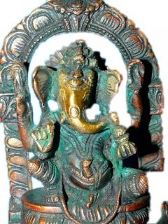 Ganesha Statue Vinayak Murti Good Luck Ganesh Religious Hindu Gods