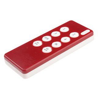 USD $ 35.49   NT K400A Digital Wireless Remote Control & Switch (Red