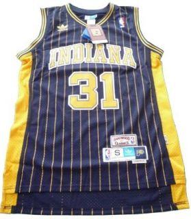 Indiana Pacers Reggie Miller No 31 Swingman Soul Jersey Classic s Size