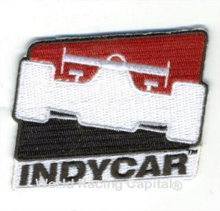 NIP OFFICIAL 2012 INDYCAR INDY CAR RACING TEAM UNIFORM LOGO PATCH MINT