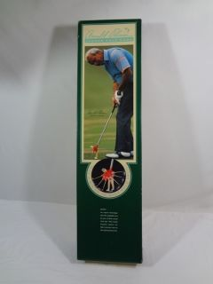 Arnold Palmer Indoor Mini Golf Game 1993 9066 Made in USA