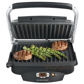 Hamilton Beach 25331 Super Sear 1500 Watt Indoor Grill